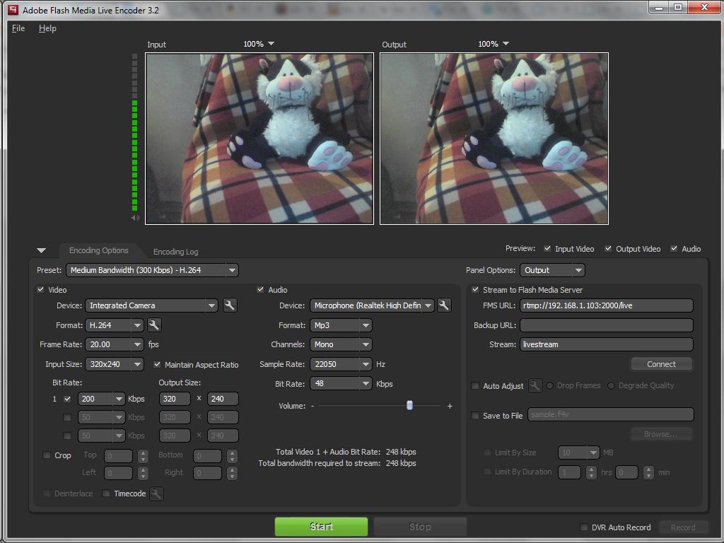 Adobe media server настройка - фото 2
