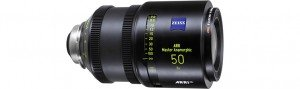 New ARRI/ZEISS Master Anamorphic 50/T1.9 lens