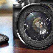 Как творчески использовать поврежденное оборудование: фильтр для объектива