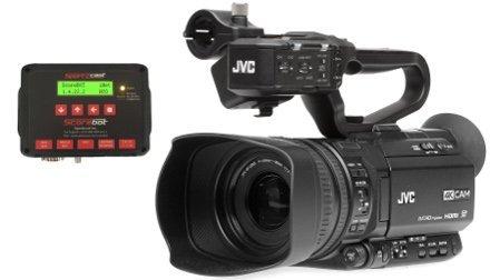 Новое решение JVC для съемки спортивных событий