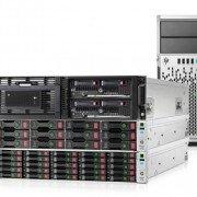 Решения для хранения данных для малого и среднего бизнеса Simply StoreIT от HP